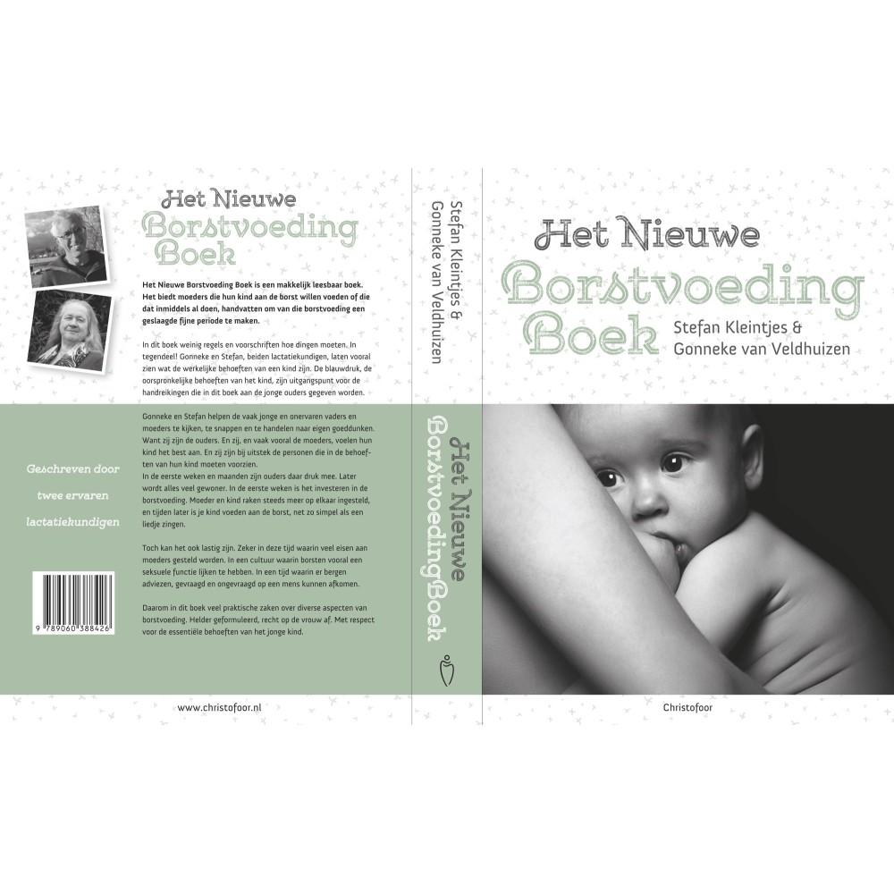 'Het nieuwe Borstvoeding Boek' van Gonneke & Stefan