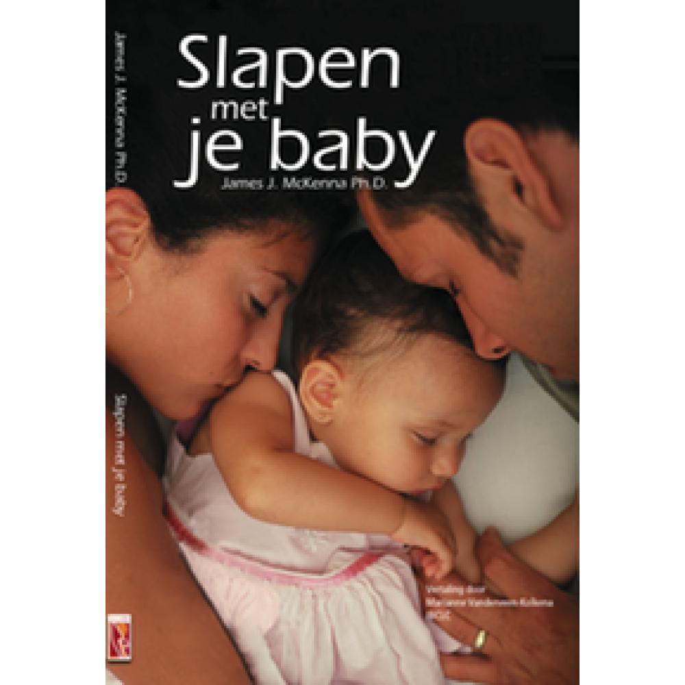 Boek 'slapen met je baby'  van James J. McKenna Borstvoeding Goedkope Goedkoop Boeken