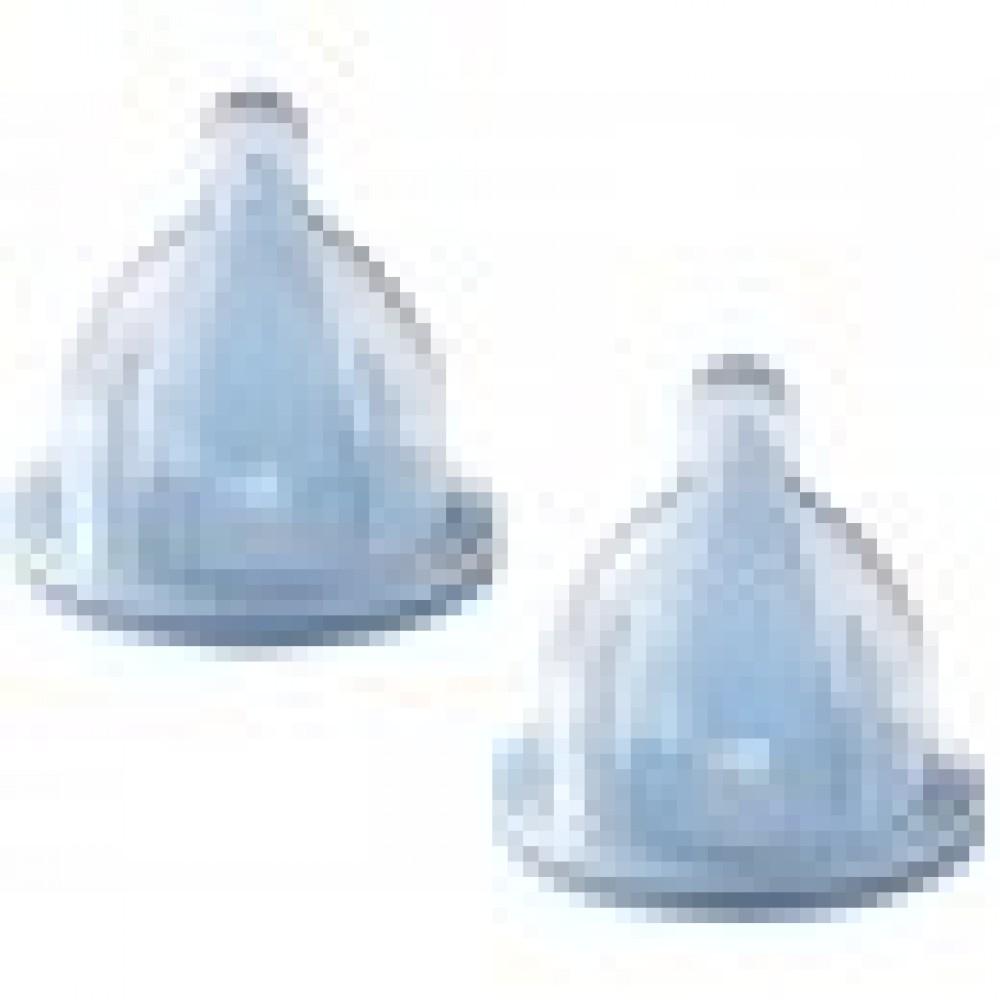 BreastFlow 2 spenen 0-3 mnd fase 1 langzame - gemiddelde stroom Borstvoeding Goedkope Goedkoop Flessen en Spenen