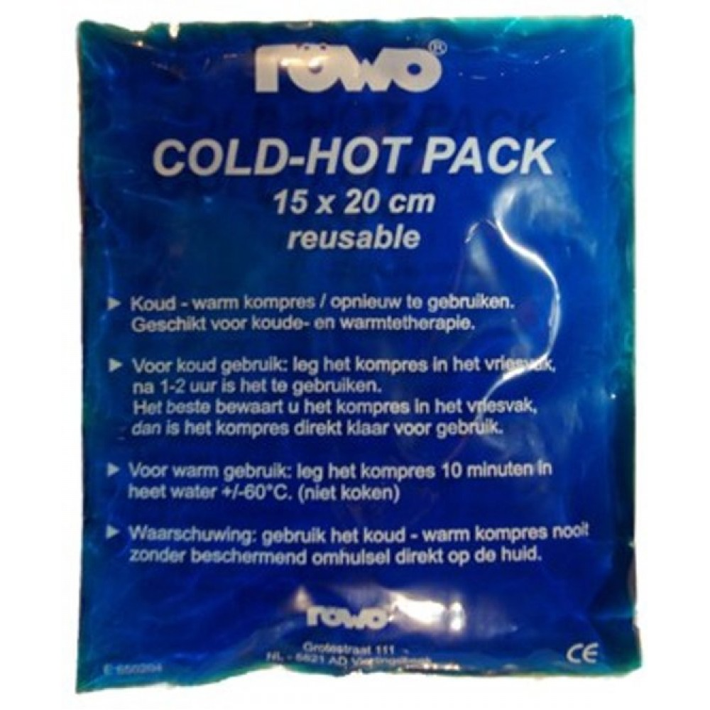 Cold - hot pack 15 x 20 cm