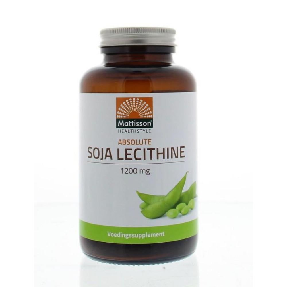 Lecithine 90 capsules 1200 mg
