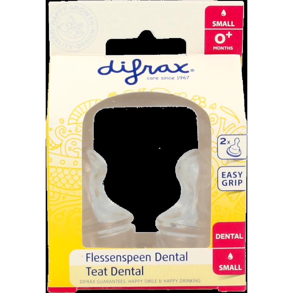Difrax Flessenspeen Dental Small