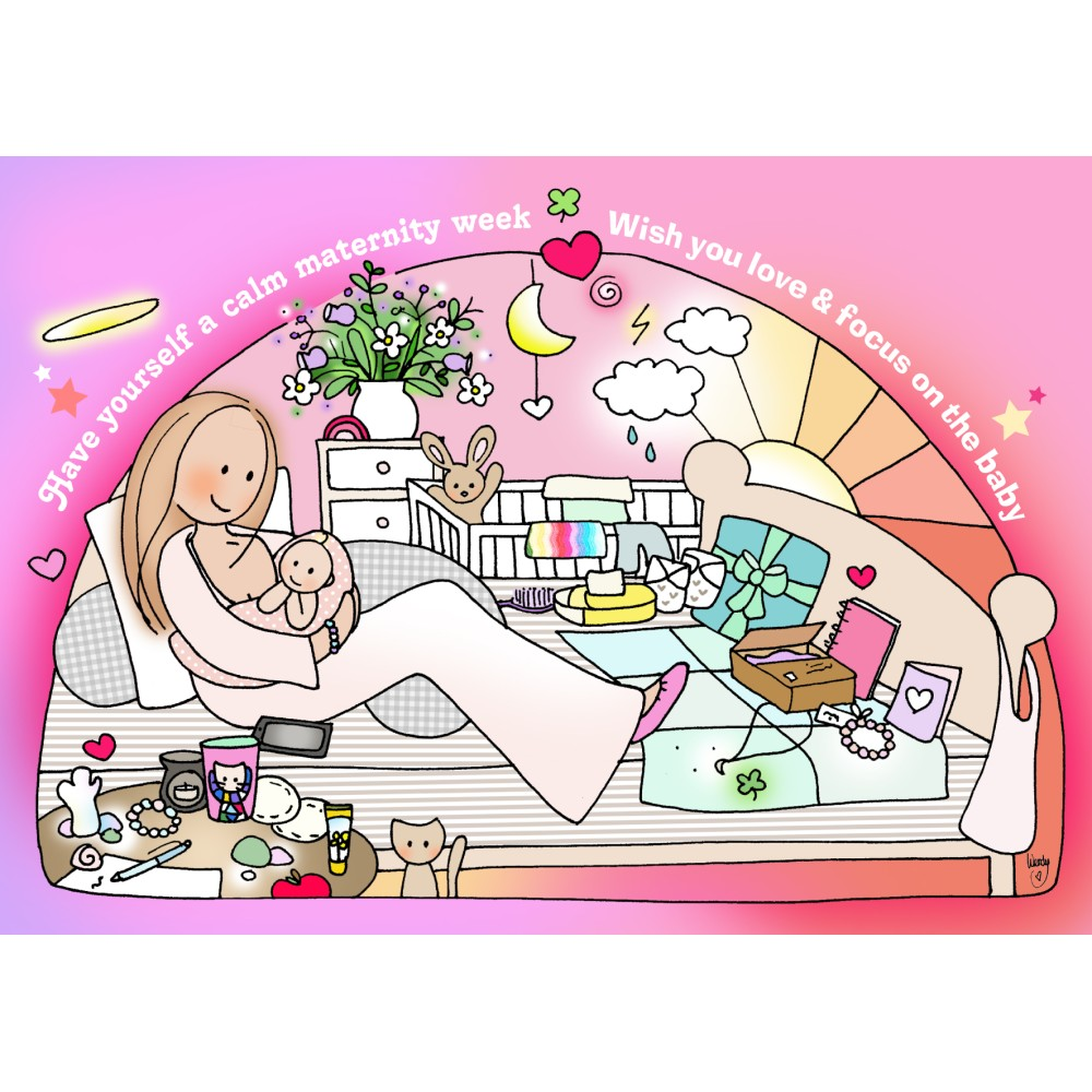 Kaart Maternity Borstvoeding Goedkope Goedkoop Kaarten