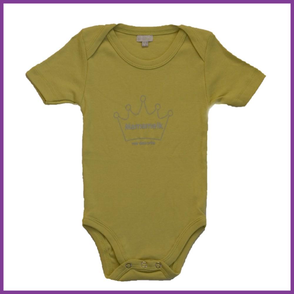 prins licht groen korte mouw Borstvoeding Goedkope Goedkoop Kinderkleding