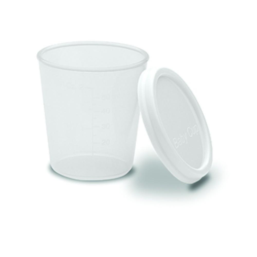 Cup met dekseltje / per stuk Borstvoeding Goedkope Goedkoop Hulpmiddelen