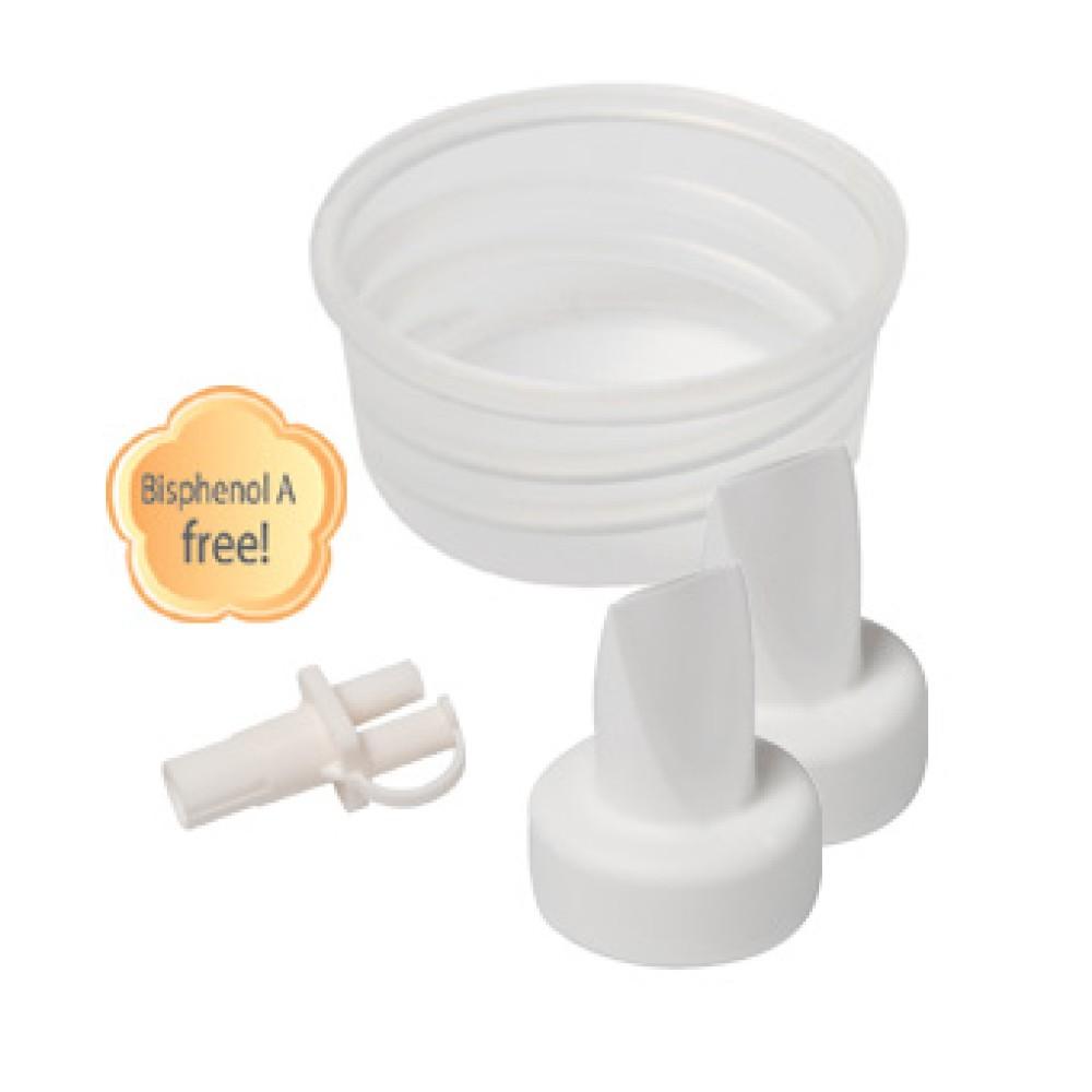 Service Kit, 2 ventielen, vacuumfilter en slangconnector Borstvoeding Goedkope Goedkoop Ardo Onderdelen