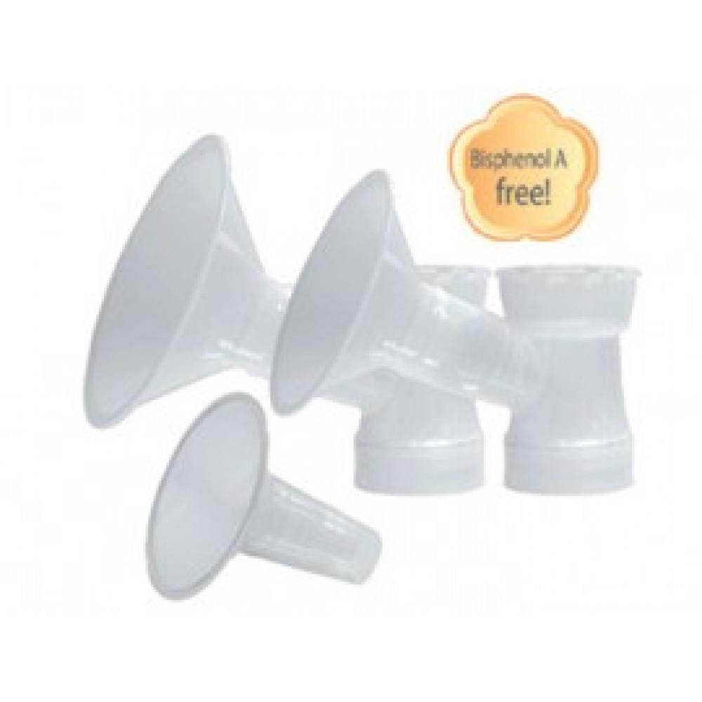 IndividualSet   1x (22, 26, 31 en 36 mm schilden) Borstvoeding Goedkope Goedkoop Ardo Onderdelen
