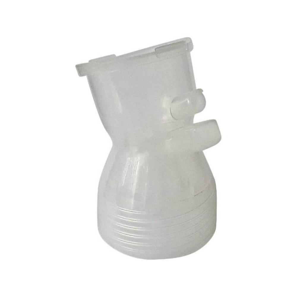 Connector Horigen 3D schild en fles