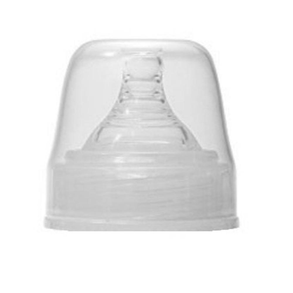 Ringdeksel + speen + dop voor Horigen fles onderdelen