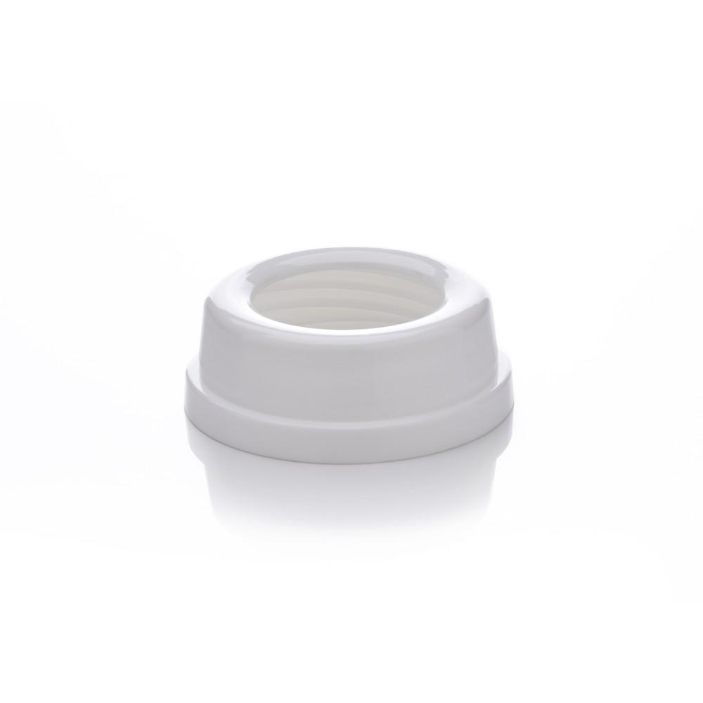 Ringdeksel met afsluitplaatje voor Libento fles
