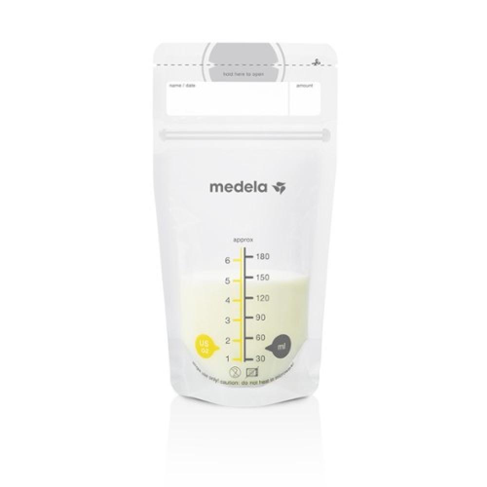 Moedermelkbewaarzakjes l Medela l 25 of 50 stuks