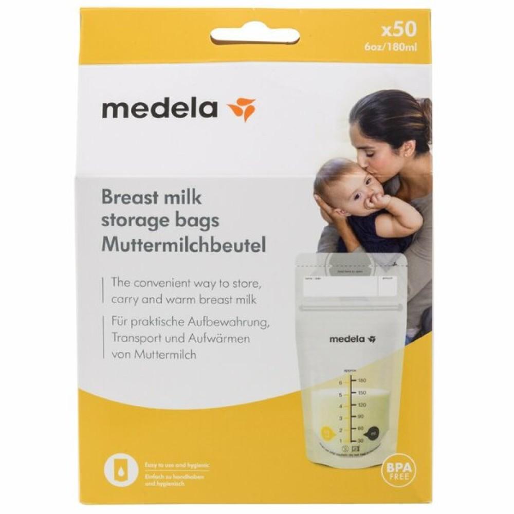 Moedermelkbewaarzakjes l Medela l 50 stuks
