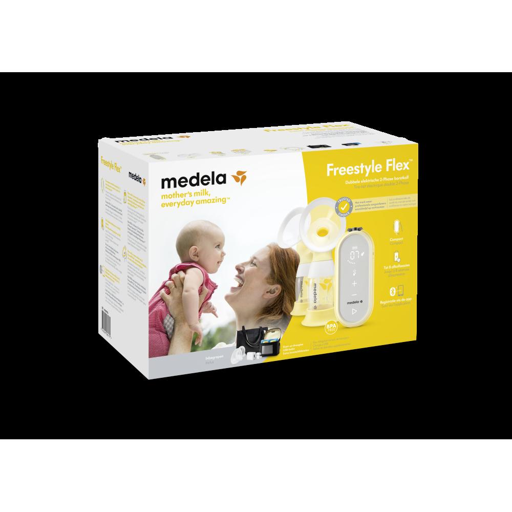 Medela  Freestyle Flex™ dubbele electrische kolf Borstvoeding Goedkope Goedkoop