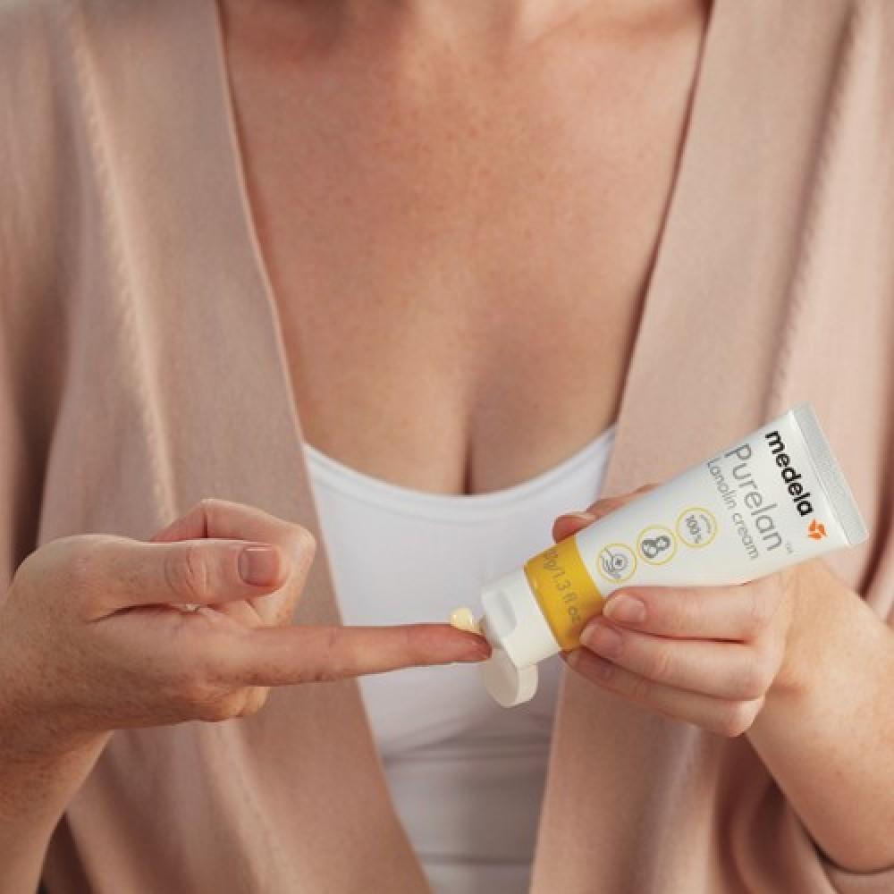 Purelan™ Medela  Borstvoeding tepelverzorging kloven Verzorging