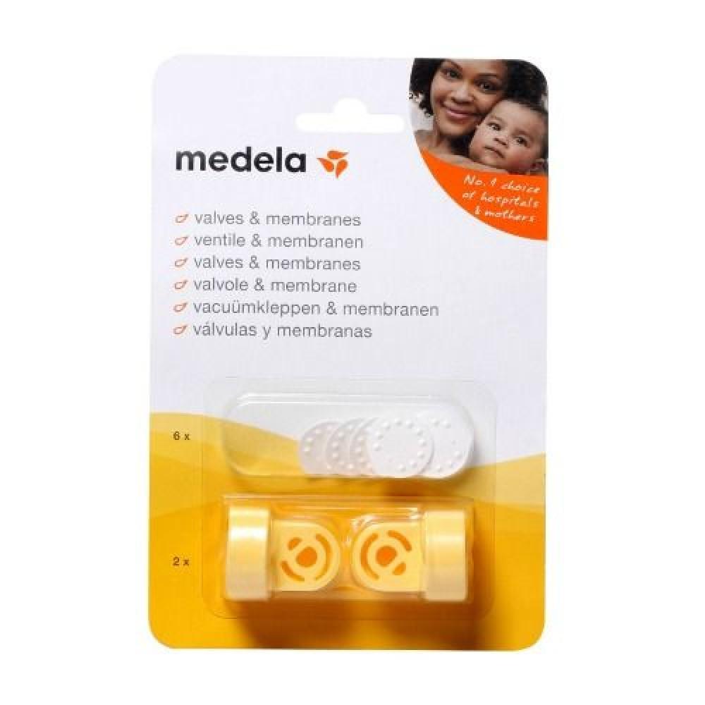Vacuümset kleppen en membranen Medela Borstvoeding Goedkope Goedkoop Medela Onderdelen