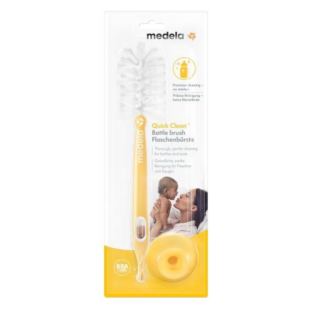 Quick Clean™ Flessenborstel Medela