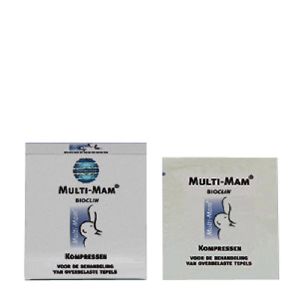 Multi-Mam kompressen met bio-actieve gel 12 stuks Borstvoeding Goedkope Goedkoop Verzorging