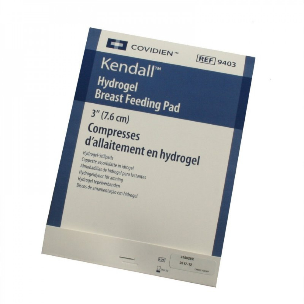 Kendall hydrogel tepelverband verzorging