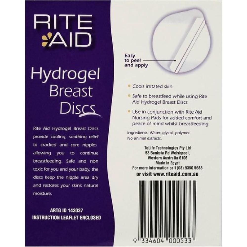 Rite Aid Hydrogel tepelverband Borstvoeding Goedkope Goedkoop Verzorging