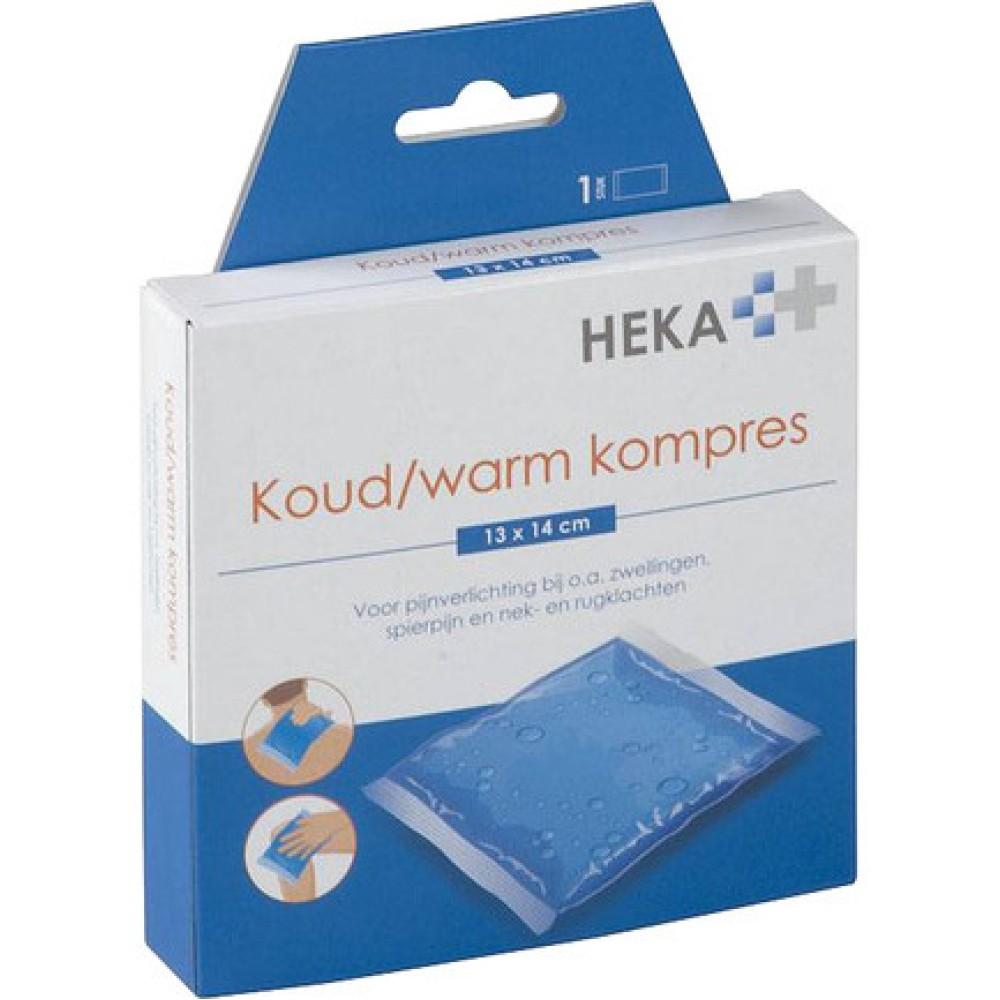 Koud/ warm kompres 13 x 14 cm.