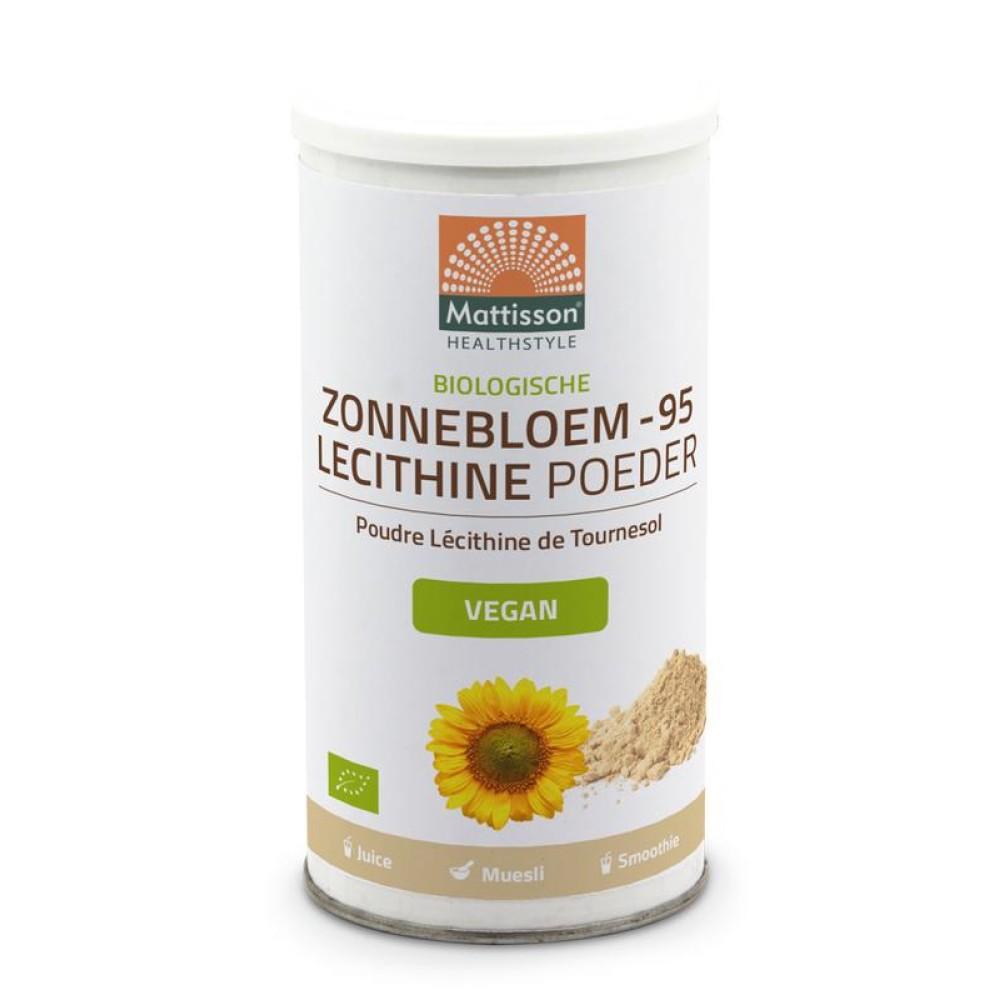 Lecithine poeder 180 gram