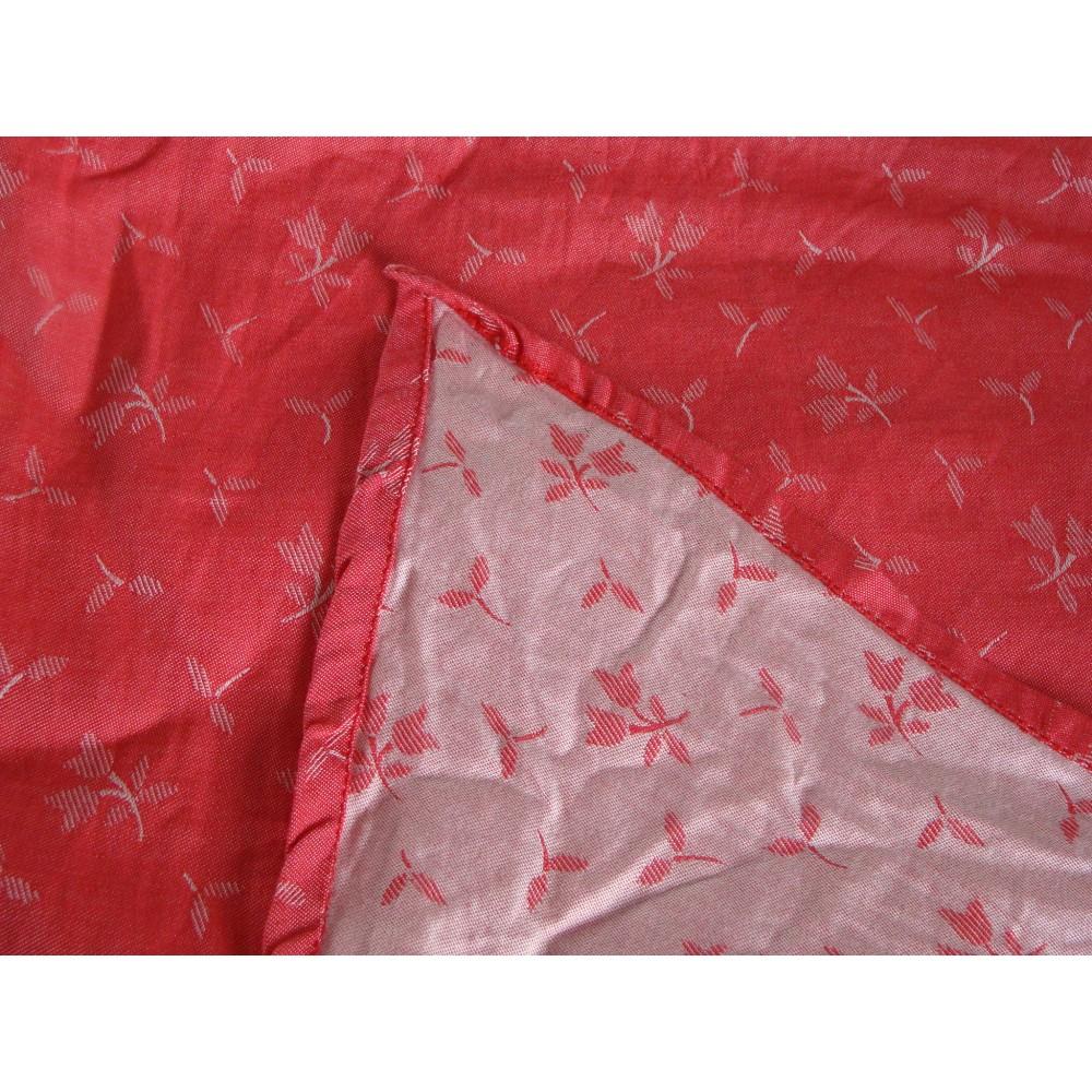 Medley Satin Tulip Red linnen Draagzak/ voorgevormde drager